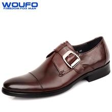 Luxury mens single moml strap shoes burgundy male wedding shoes two toe spanish leather shoes italian handmade pure leather flat