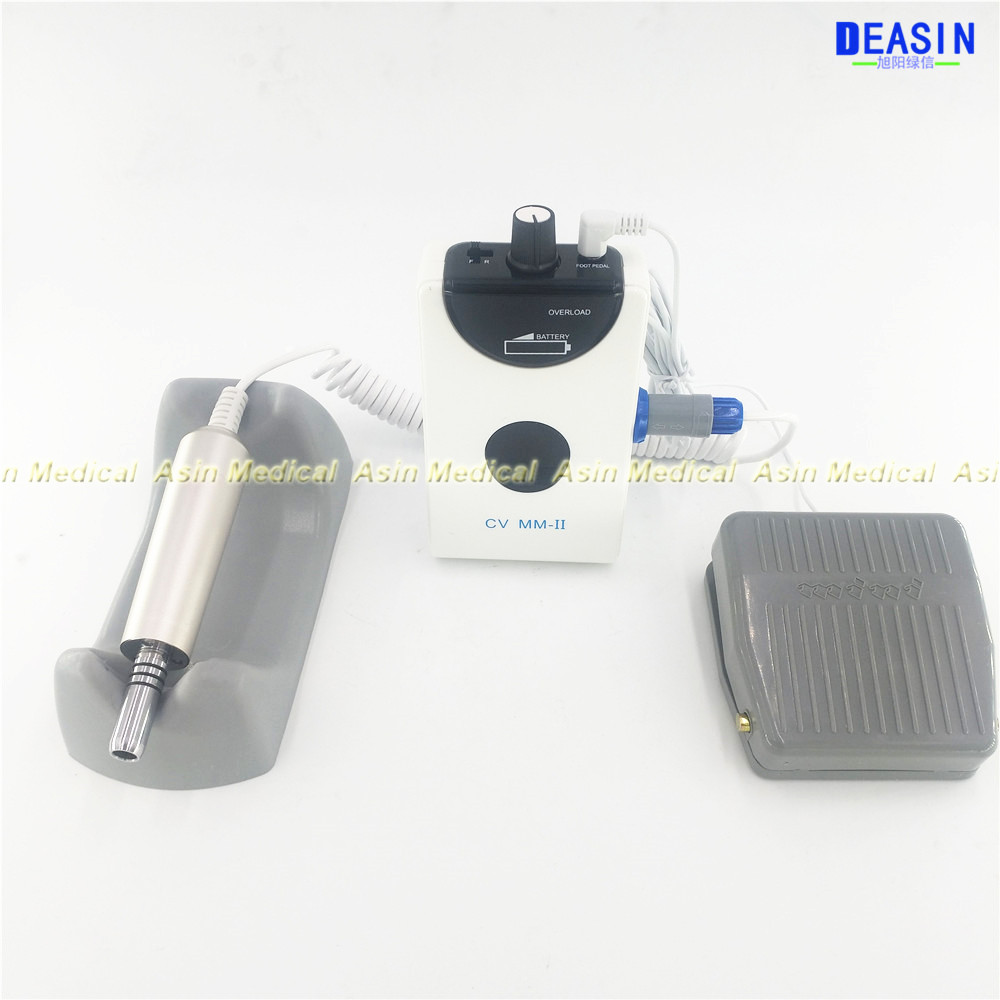 NEW 50000rpm Dental portable mini Micro motor Brushless Electric micromotor with straight handpiece nail polishing dental portable micromotor lab electric micro motor polisher brushless cicada