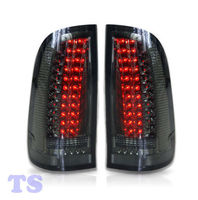 Car Styling For Toyota Vigo 2008 2014 LED Tail Light Vigo Tail Lamp Rear Light
