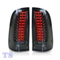 VLAND Factory for Car Tail light for Vigo LED Taillight 2008 2009 2010 2011 2014 rear light with DRL+Reverse+Brake