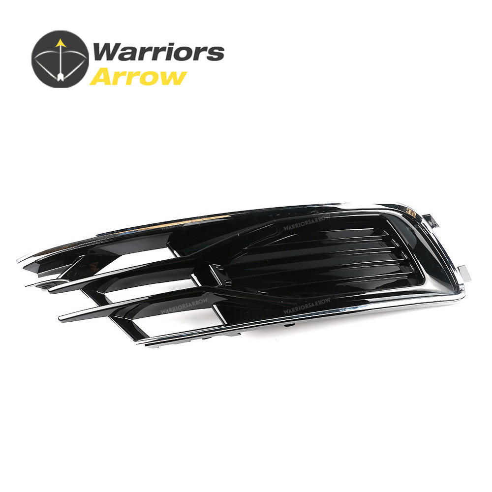 4G0807648 For Audi A6 S6 Avant Quattro 2015 2016 Right Side Front Bumper Lower Grill image