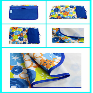 Image 4 - Kyncilor Picnic Cushion 600D Oxford Cloth Outdoor Picnic Waterproof and Moistureproof Spring Beach Cushion
