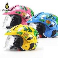 2 8 Age Kids Cycling Helmet Bike Bicycle Child Helmets Motorcycle Riding Snowboard Ski Skateboard Roller Sports Safety Hat
