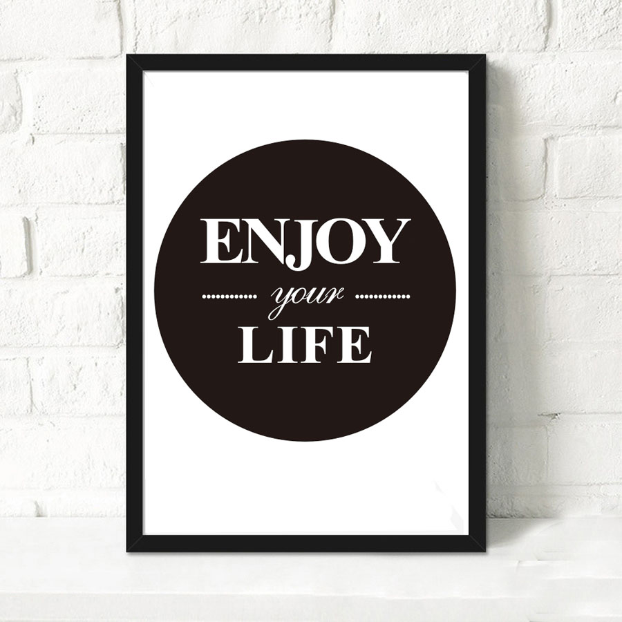 Life Canvas Quote Aliexpress  Online Shopping For Electronics Fashion Home