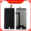 100% de Calidad Original Para Ulefone ser touch 3 Pantalla LCD + Pantalla Táctil Digitalizador Asamblea Reemplazo Accesorios Herramientas Gratuitas