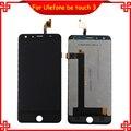 100% de Qualidade Original Para Ulefone ser touch 3 Display LCD + Touch Screen Digitador Assembléia Substituição Acessórios Ferramentas Gratuitas