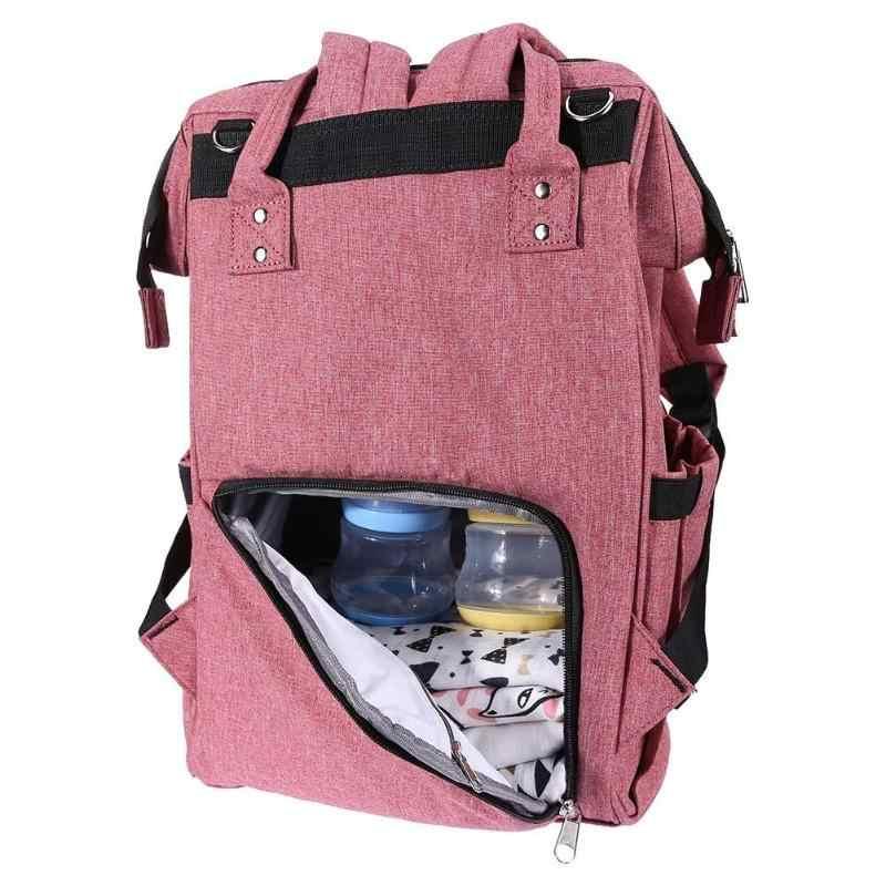 LEQUEEN Мумия подгузник для беременных сумка большой уход Путешествия Рюкзак уход за ребенком сумка для ухода за ребенком уход за ребенком для папы и мамы