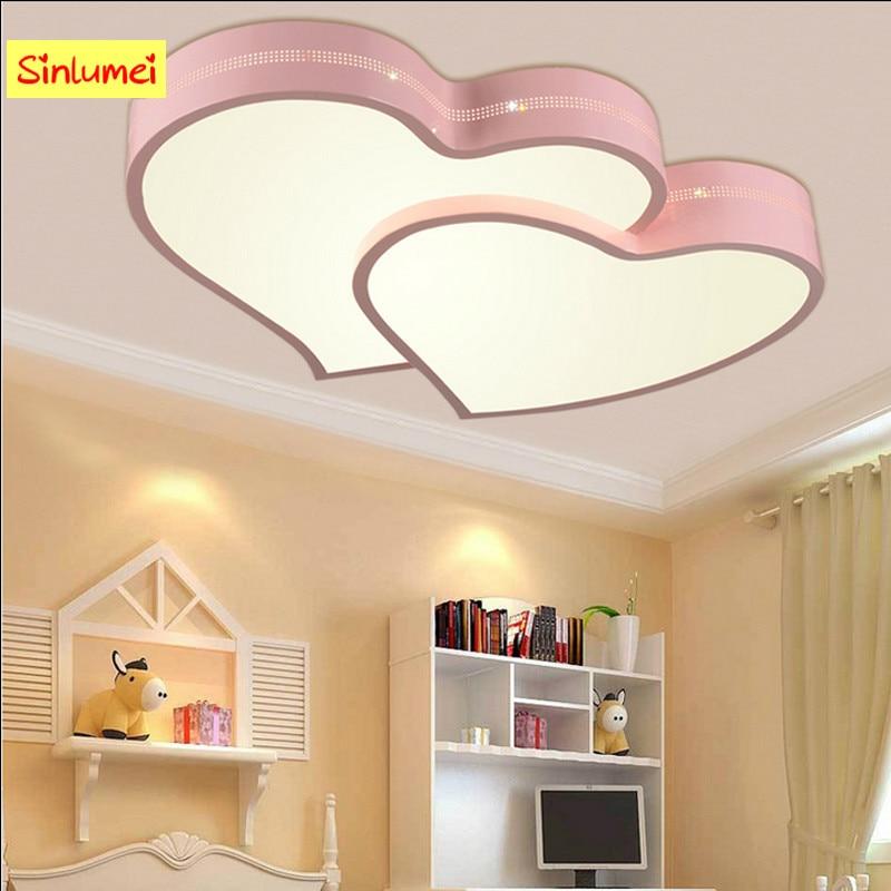 Wederzijdse affiniteit vorm kinderen plafondlampen lamp for Kamerlamp plafond