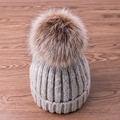 Hot Sales Brand Warm Winter Hat For Women Skullies Beanies Fashion Knitted Beanie Hat Female Hat Winter Cap Free Shipping