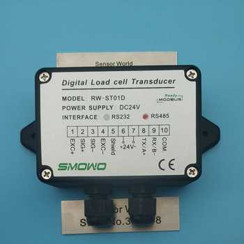 1PCSX  Load cell / Strain Gauge Amplifier RW-ST01D, RS485 ,485 /RS232  232 OUTPUT  weight amplifier  - DISCOUNT ITEM  5% OFF All Category