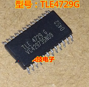 TLE4729G TLE4729 4729 SOP24(China)