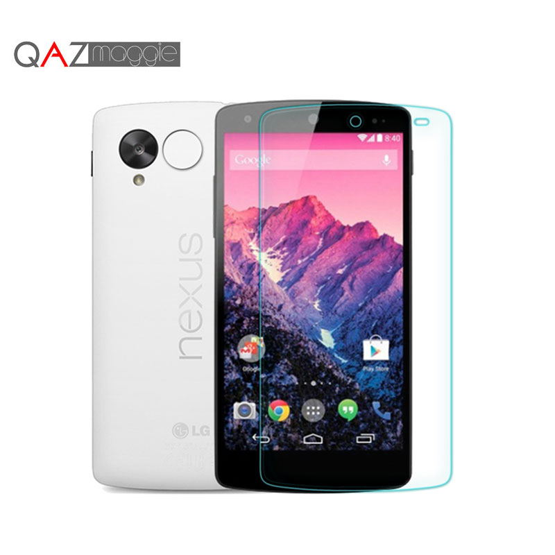 For LG Nexus 5 Tempered Glass 0 26mm 2 5D Anti Explosion Screen Protector For LG