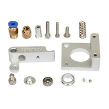 3D Printer Right hand MK8 Extruder Aluminum Frame Block DIY Kit