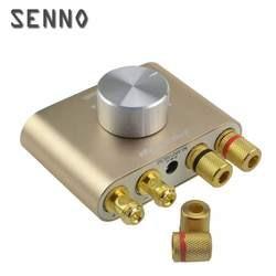 Bluetooth приемник аудио f900 Bluetooth Главная усилители Hi-Fi стерео Мощность AMP 50 Вт + 50 Вт с Мощность Adapter-10000693_G