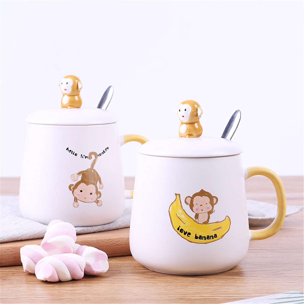 Peculiar Upstyle Coffee Mug Animal Mugs Ny Ceramic Tea Cup Lid Kids Milk Cup Novelty Coffee Mugs Mugs From Home Garden On Upstyle Coffee Mug Animal Mugs Ny Ceramic Tea Cup With furniture Small Coffee Mugs With Lids