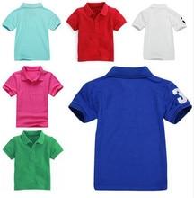 Boys Kids Clothes T Shirt Short Sleeves