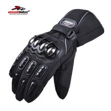 Madbike motorcycle gloves waterproof motorbike warm racing full finger moto motocross guantes de moto gloves winter luvas