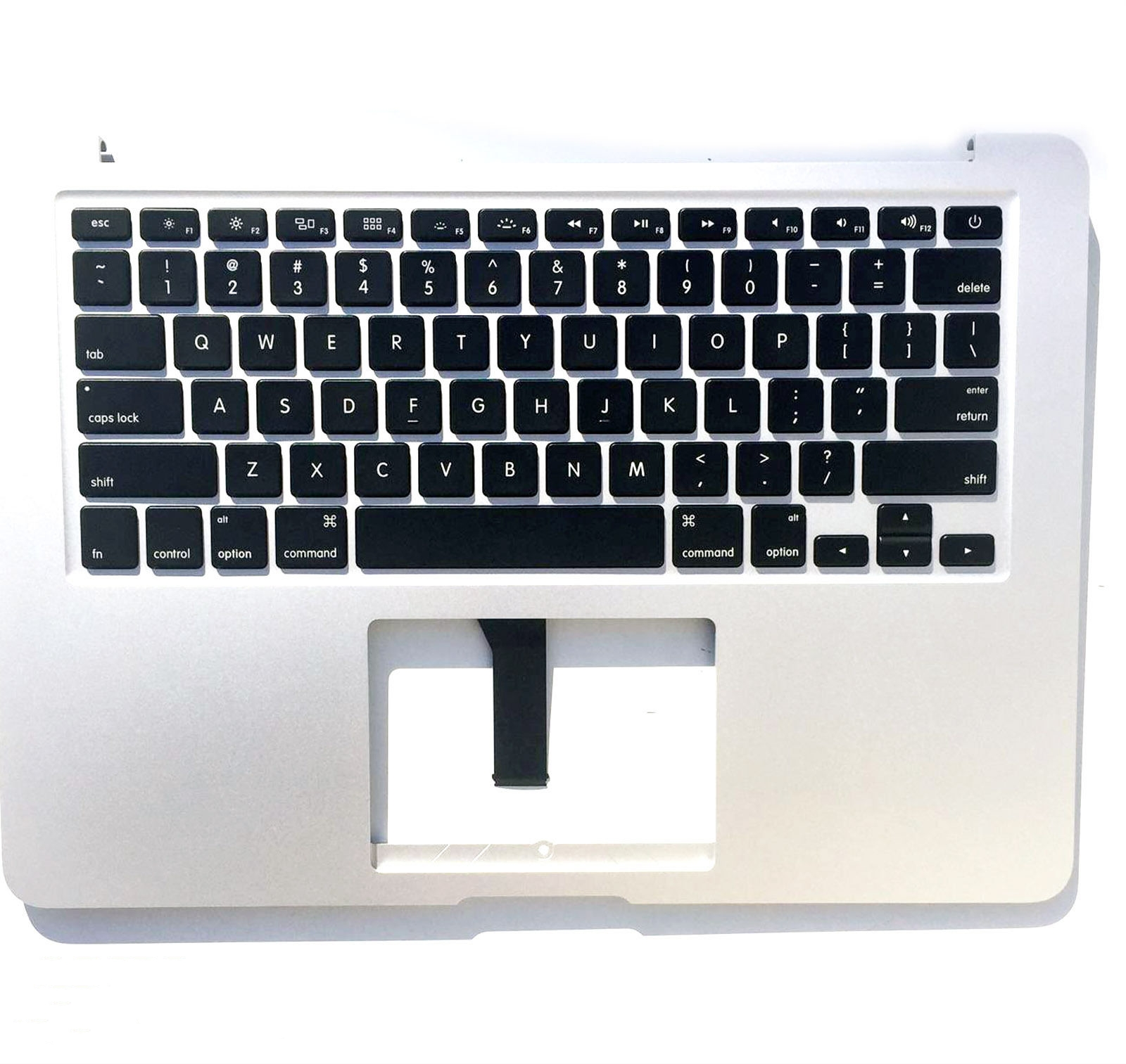 NEW Top Case Topcase Palmrest US Laptop Keyboard For MacBook Air 13 A1466 2013 2014 2015 laptop parts for lenovo yoga 2 13 yoga2 13 black palmrest with backlit sweden sw1 keyboard 90205189