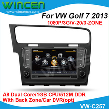 S100 8″  Car DVD GPS Player for VW Golf 7  Car Radio for Golf 7 Car Audio for Golf 7 Car Navigation for Golf 7