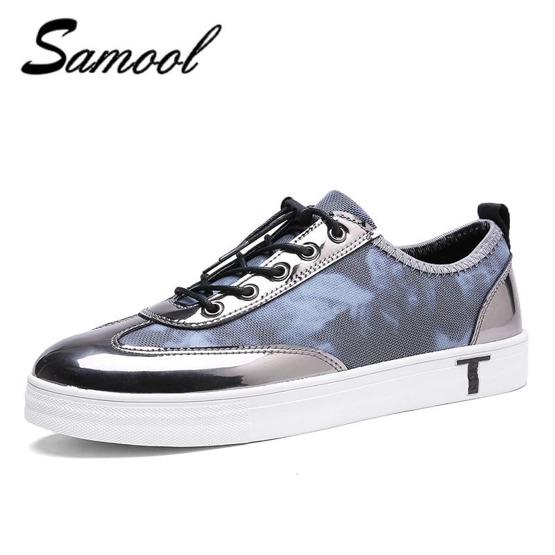 Модні чоловіки повсякденні взуття - Чоловіче взуття