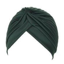 JSMY New Stretch Headgear Cap Cross Twist Street Dance Arabian Hat Indian Yoga