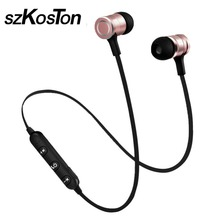 KS6-6 For Xiaomi Wireless Bluetooth Headset Sport Hand-free Original Earphone Earbud Noise Canceling With Mic For Iphone 6S 5S