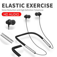 New Universal Sweatproof Bluetooth Wireless Sport 5.0 Stereo ear hook Headphone Earphone Handfree
