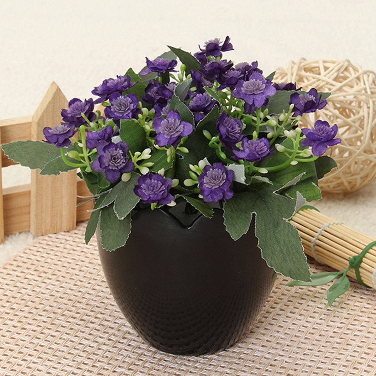 Egg Mold Shaped Flower Plant Pot Container Planter Holder Home Office Garden Decor Black In Pots Planters From On Aliexpress