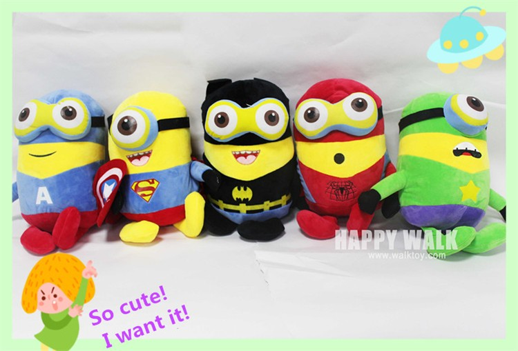 movie character plush 30cm