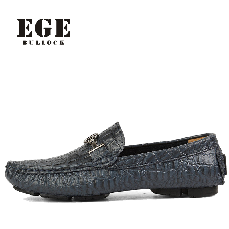 High Quality Genuine Leather Men Flats Shoes,Casual Driving Flats For Man,Plus Size Spring Fashion Moccasins Shoes for Men audorci 2018 spring fashion genuine leather men shoes man board shoe men casual breathable flats shoes size 38 44