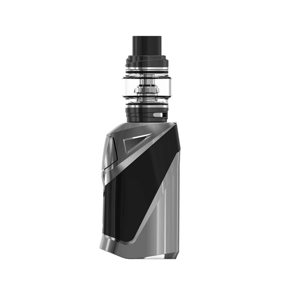 Eletronic cigarette Original VAPTIO IRONCLAD Vape KIT with  2600mAh built in battery mod and 6.0ml tank  LED Indicator Lights
