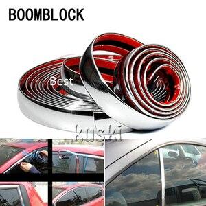 5 м авто-Стайлинг наклейки полосы для сиденья Леон Ford Focus 2 3 Fiesta Kuga Ranger Ecosport Chevrolet Cruze Lacetti Aveo VW Polo