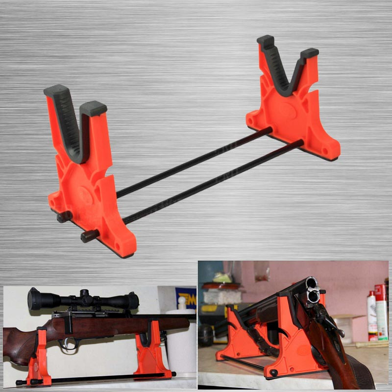 Gun Cleaning Cradle Maintenance Cradle Rifle Shotgun Gun Smith Bench Rest Stand For Cleaning Free Shipping цена