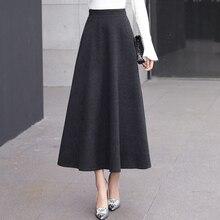 2b365e7ed Compra winter skirt woolen long y disfruta del envío gratuito en ...