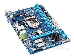 Image 2 - GIGABYTE H61M DS2 Desktop Board USB 2.0 Intel i3i5i7 DDR3 2*16G SATA 2.0