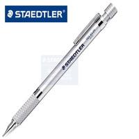 Ein Stück 0,3/0,5/0,7/0,9/2,0mm Staedtler 925-25 Metall Silber Skeching Ausarbeitung automatische Mechanische Bleistift