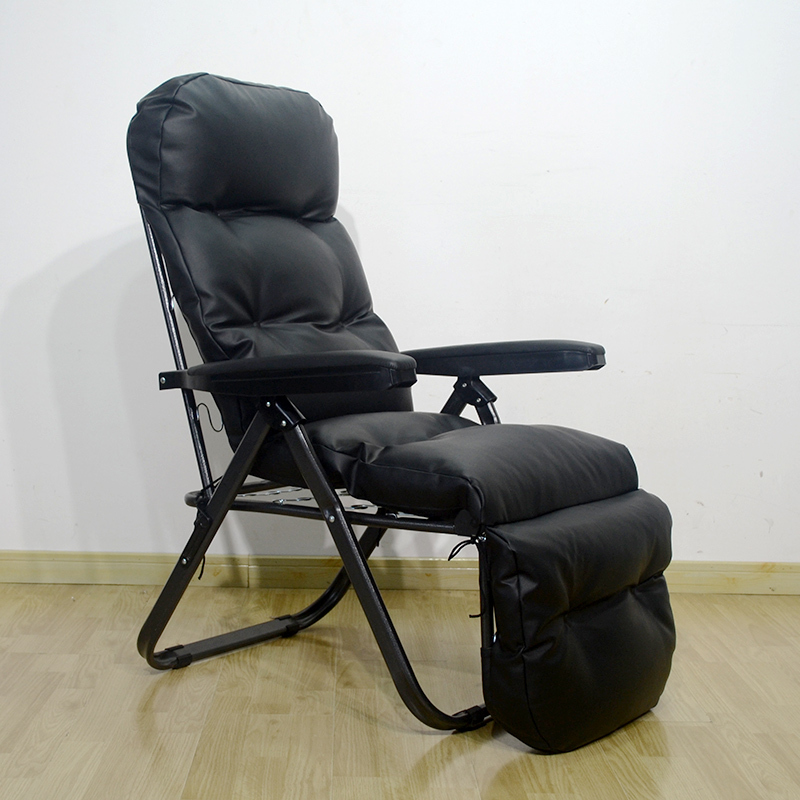 Export leather casual lunch folding chairs adjustable recliner chairs computer chair couch elderly pregnant shipping-in Waiting Chairs from Furniture on ... & Export leather casual lunch folding chairs adjustable recliner ... islam-shia.org