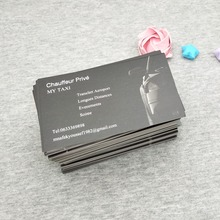 Custom free company brochures & name cards for sales managers 200pcs a lot any design size 350gsm hard paper quality
