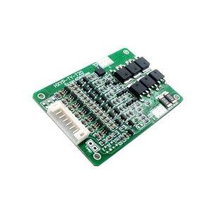 Image 3 - BMS 3S 4S 5S 6S 7S 20A 12.6V lithium battery protection board 16.8V 21V balanced 25.2V 29.4V18650 protection board