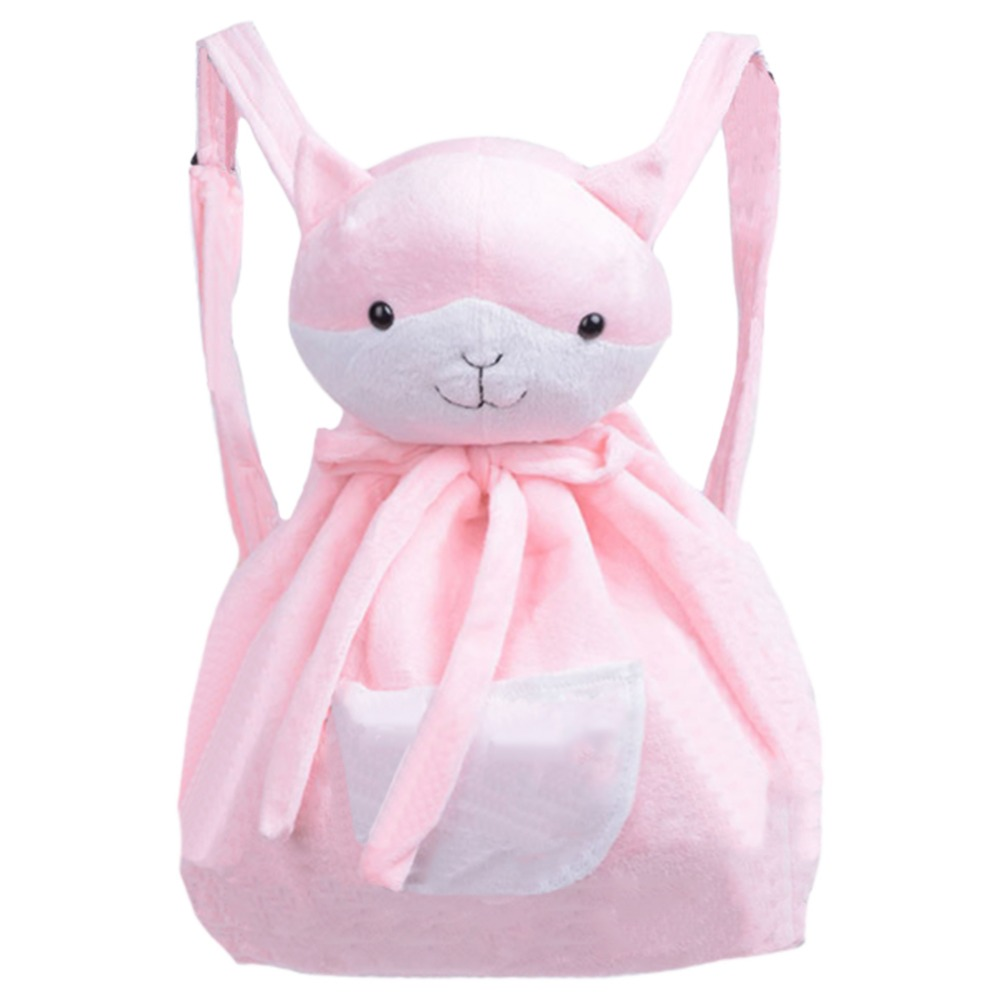 Hot Anime Danganronpa Dangan Ronpa Nanami Chiaki Pink Cat Backpack Halloween Carnival Cosplay