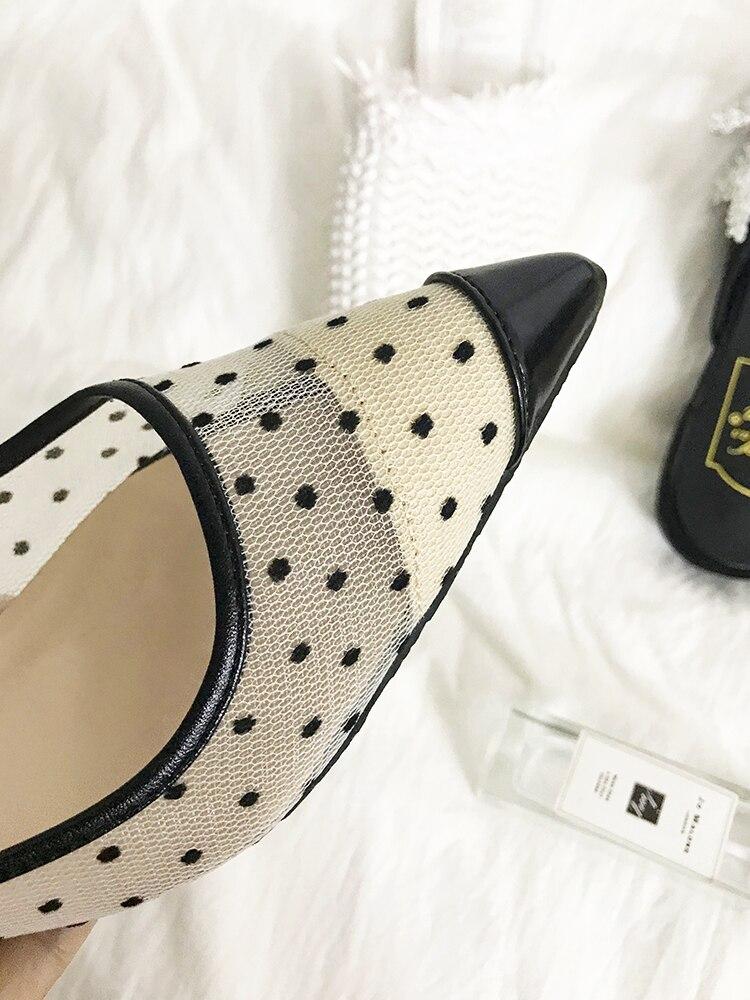 Alto Deslizamiento En Fino Del As Partido as Mujer De Talón 2018 Marca Super Star Pista Sexy Pic Pic Zapatos Stiletto Boda Mujeres Bombas wAtqtP