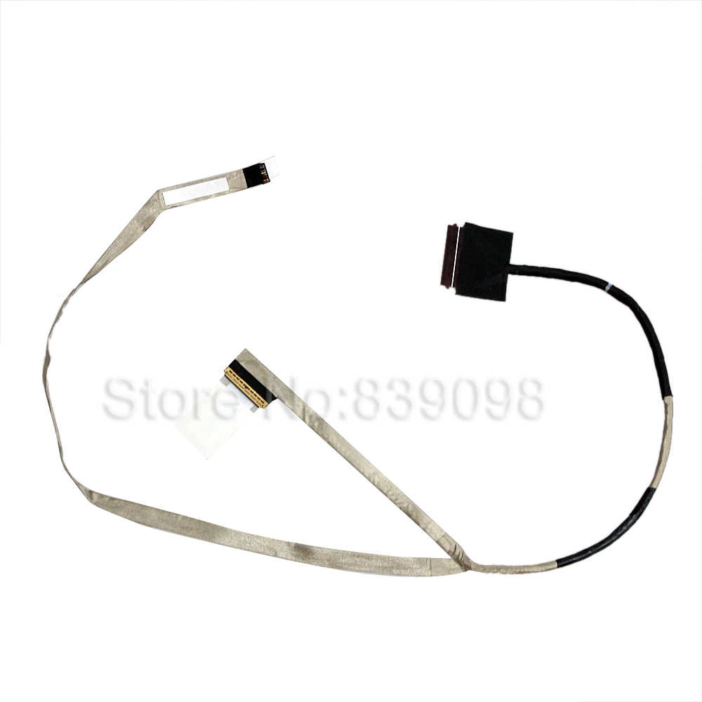 30 pin For MSI GS60 GS70 MS-16J1 16J2 GE62 2QC 2QD 2QE LCD LVDS VIDEO FLEX CABLE K1N-3040035-H39