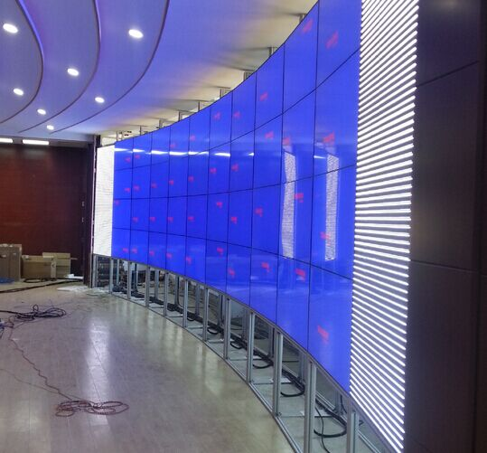 Big display screen 12x4 46 inch DID splicing lcd video wall Video