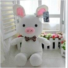 22 см свинья кролик плюшевые игрушки Лидер продаж Рождество подарок любовника 2 шт./лот