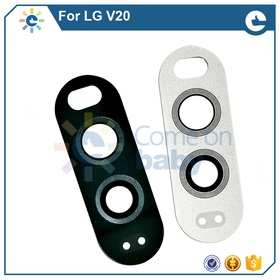 sale retailer 8f6cd a42fe US $3.99 |2 10pcs New V20 Camera Glass Lens Cover For LG V20 H990N US996  VS995 F800L H910 H915 H990 LS997 Camera Lens-in Mobile Phone Housings from  ...