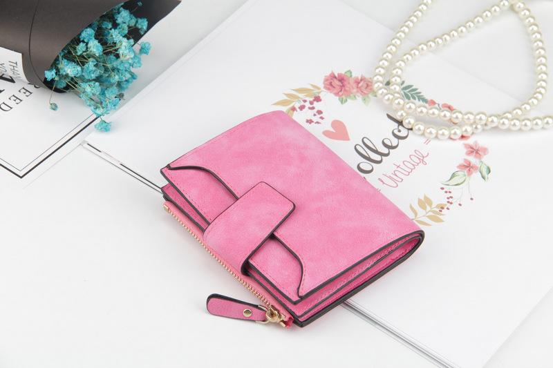 небольшой бумажник женщин; Подкладка Материал:: Полиэстер; Пол:: Женщины;
