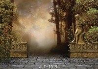 Forest picture backdrops Sculpture background foto background backgrounds for photo studio fond studio photo vinyle 9x6ft