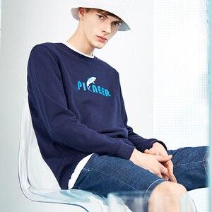 Image 5 - Pioneer Camp 2018 Neue Ankunft hoodies männer marke kleidung Hohe qualität gedruckt hoodies casual mode männlichen hoodie sweatshirt männer