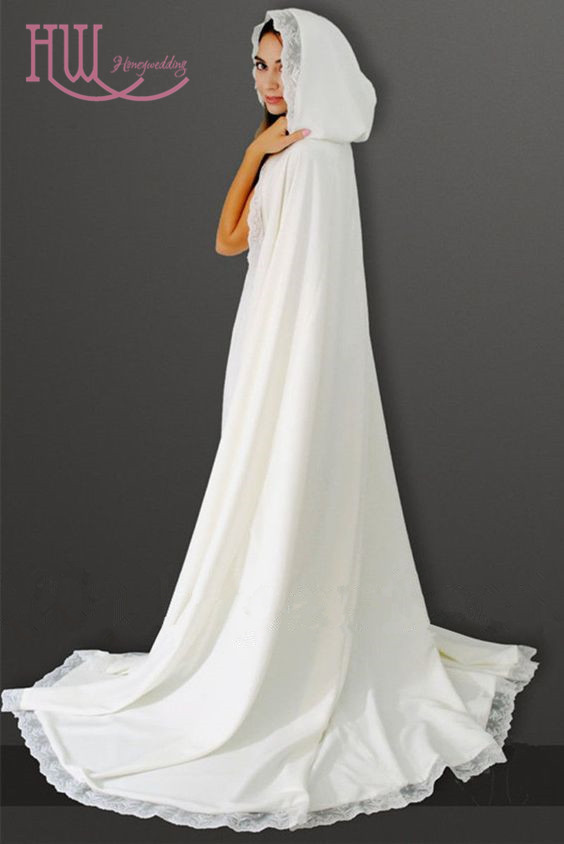 Popular Hooded Bridal Cape Buy Cheap Hooded Bridal Cape