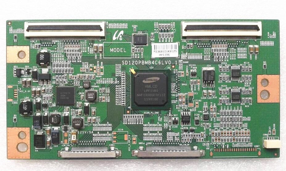 SD120PBMB4C6LV0.1 Tested Good Working linvel lv 8081 6 1